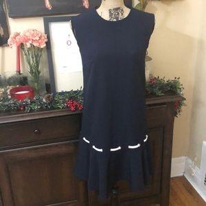 Nanette Lepore nautical dress